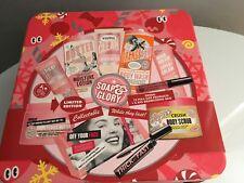 Huge Soap & Glory Bumper Gift Set Ltd Edition Box Designed By Hattie Stewart BN