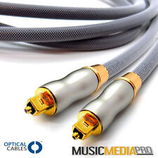 3M OPTICAL CABLE DIGITAL AUDIO LEAD TOSLink SPDIF SURROUND SOUND BAR SKYHD