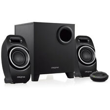 Creative Labs T3250 Bluetooth Wireless 2.1 Speaker System w/Subwoofer & Control