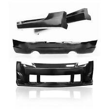 KBD Body Kits ING 4 Pc Polyurethane Full Body Kit For Nissan 350Z 2003-2008