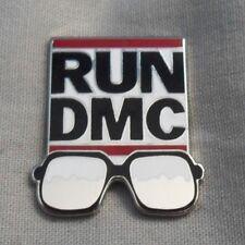 **BRAND NEW** Run DMC enamel pin badge. Hip-Hop, Def Jam, Beastie Boys, Eminem