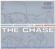 Giorgio Moroder Chase (2000, #733852) [Maxi-CD]