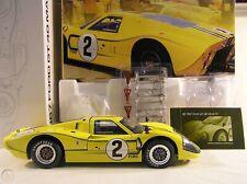1:12 GMP 1967 Ford GT40 Mk IV McLaren, Donohue 1 of 500 12074 RARE BNIB