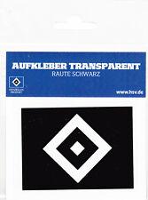 Hamburger SV  HSV  Auto Aufkleber Raute Fussball Bundesliga Fanartikel
