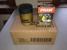 SIX(6) Fram Ultra Synthetic XG4386 Oil Filter CASE fits PH4386 10-2840 M1-103