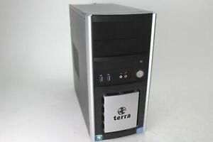 Wortmann Terra Tower PC, Intel Core i5 4GB RAM 120GB SSD Windows 10
