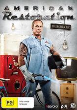 American Restoration: Collection 6  - DVD - NEW Region 4