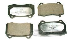 Tru Star PPM960 Disc Brake Pad-Semi-Metallic Pads Front