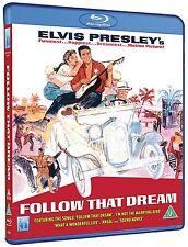 Follow that Dream   Blu Ray  (Brand New) Elvis Presley