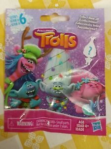 24 Kids toys DreamWorks TROLLS SERIES 6 Lot of Blind Bags New and Factory Sealed