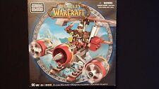 WOW World of Warcraft Flugmaschine Mega Bloks 90 Teile