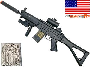 Airsoft Rifle Electric Gun Double Eagle M82 Fully Automatic FREE 1000 Bulldog BB