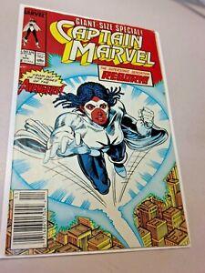 Giant Size Special Captain Marvel #1 1st Appearance Monica Rambeau Marvel Comics