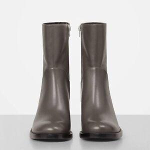 New All Saints Macarthur Chain Boots Sise UK5/US 7/EU38