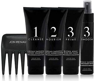 Jon Renau Human Hair Wig Care Travel Kit, 5 Piece Set