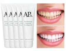5X Nu Skin AP-24 NuSkin AP24 AUTHENTIC Whitening Fluoride Toothpaste 110g 4oz