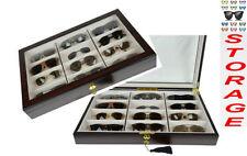 Wooden Glasses Cases