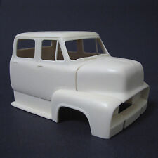 NB295 Jimmy Flintstone 1953 Ford 4 door Cabover resin car body