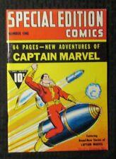 1970s FLASHBACK #2 FN 6.0 Reprint Special Edition Comics #1 Captain Marvel