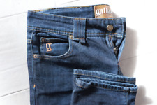 John Galliano women jeans 31 size made in Italy