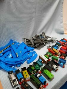 Large Collection Of Thomas The Tank Engine Trains Tracks Different Colours #447
