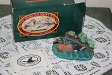 AVON 1989  NATIVE AMERICAN  DUCK  COLLECTION.....AMERICAN  WIDGEON....FIGURINE