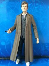 DOCTOR WHO CLASSIC FIGURE - THE 10th TENTH DOCTOR with SCREWDRIVER DAVID TENNANT