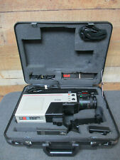 New ListingVintage Rca Vhs Camcorder Video Recorder w/ Hard Case and Accessories