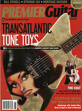 PREMIER GUITAR June 2012 The Cult Bill Frisell Heritage Guitars Strings 101