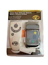 Hampton Bay 191-691 Hand Held Ceiling Fan Wireless Remote Transmitter & Receiver
