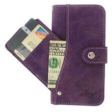 Custodie portafoglio viola per iPhone 6
