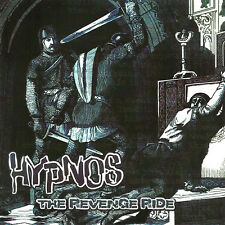 HYPNOS - CD - The Revenge Ride