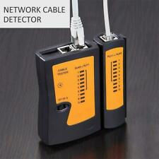 Gadget Network Lan Cable Tester Detector Cat 5/5e/6/Utp Cable with Rj-11 & Rj-45
