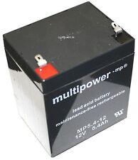 Akku 12V 5,4Ah für Ion Audio Block Rocker Bluetooth Tailgater iPA06 07X 56 66