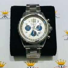 Breitling Chronospace 46mm Stainless Steel Chronograph Dial A2336035/G718 Watch