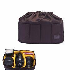 Shockproof DSLR SLR Camera Bag Case Partition Padded Camera Adjustable Insert