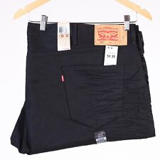 Levi's 501 Original Fit Big & Tall schwarz Herren Jeans 54/30