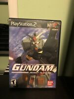 Mobile Suit Gundam: Journey to Jaburo Sony PlayStation 2 PS2 Ships Free Complete
