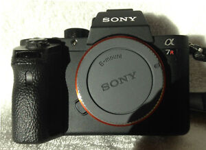 Sony Alpha A7RII A7R2 42MP Full Frame Digitial Camera (body only)