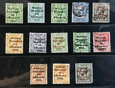 Ireland 1922 Mint & Used Selection of Stamps