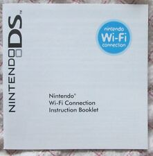 Nintendo DS - Nintendo Wi-Fi Connection Instructions Booklet (Manual only) #2