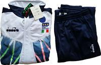 maglia Italia World Cup USA 1994 Baggio Tracksuit Diadora tracksuit Football s48