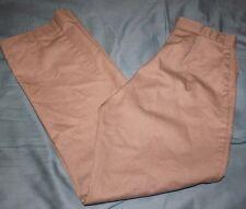 Boys Sz 10 Regular - Dickies Khaki Uniform Pants