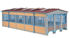 Kibri H0 39450 E-Lokschuppen, dreiständig