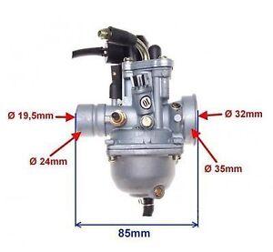 TMP Carburateur Neuf 50ccm 2T KEEWAY RY8 50 2006-2010