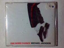 MICHAEL JACKSON One more chance cd singolo AUSTRIA SIGILLATO PAUL OAKENFOLD