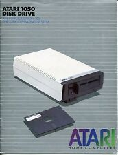"""1982 Publication: """"ATARI 1050 DISK DRIVE - INTRO TO DISK OPERATING SYSTEM"""""""