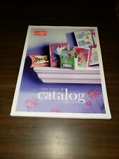 2001-2002 Stampin Up Idea Book and Catalog