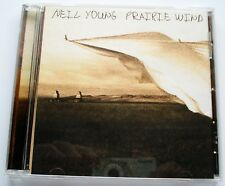 NEIL YOUNG - PRAIRIE WIND - 2005 REPRISE RECORDS 49593-2 - CD - LIKE NEW