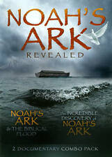 Noah's Ark Revealed-Documentary Combo Pack (2014, DVD New)